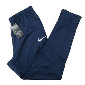 Nike Dri-FIT Men's Navy Blue Training Pants